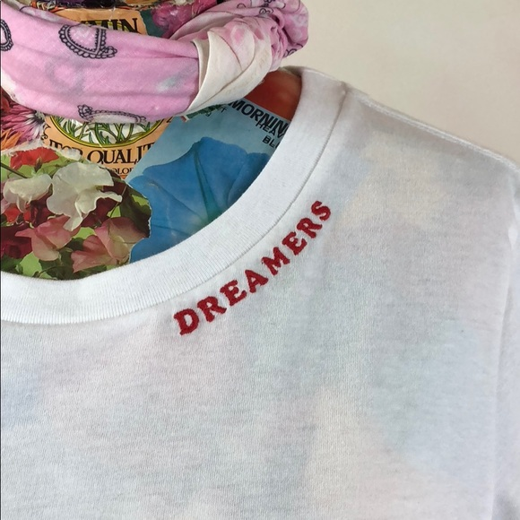 Opening Ceremony Tops X Blanks Dreamers Embroidered Col Poshmark